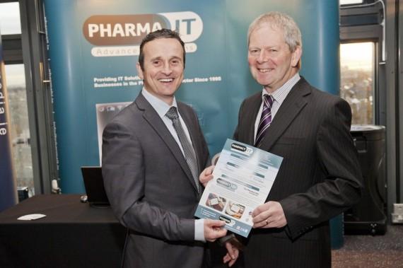 Tom Reilly (Pharma IT) & John Spillane (DBI)