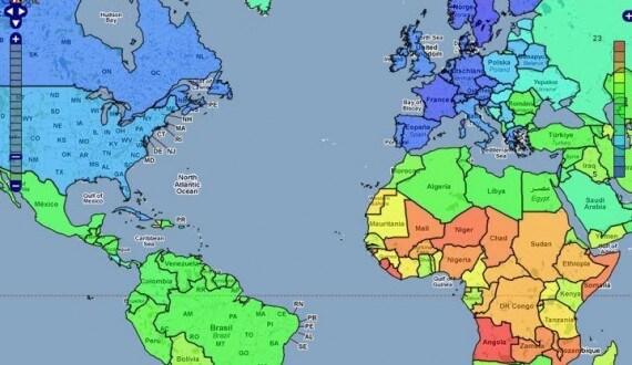 Maps Boundary
